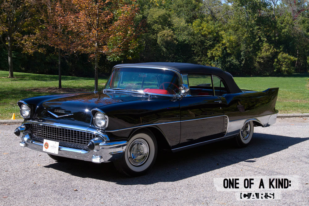 Top Five Ways To Modify Your New 1956 Chevrolet