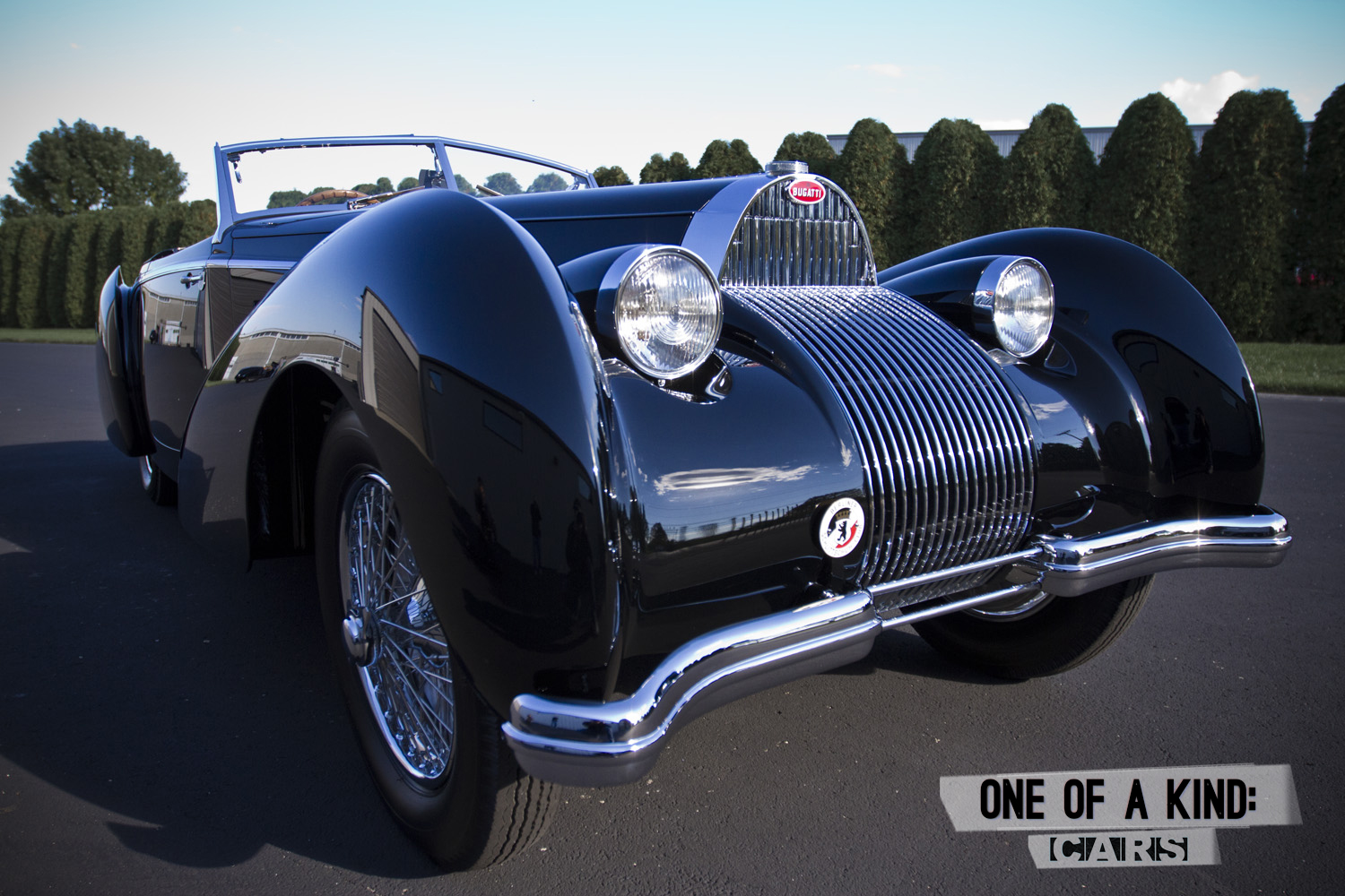 """One of A Kind"""" Classic Car Conversations w/RM Restorations. 